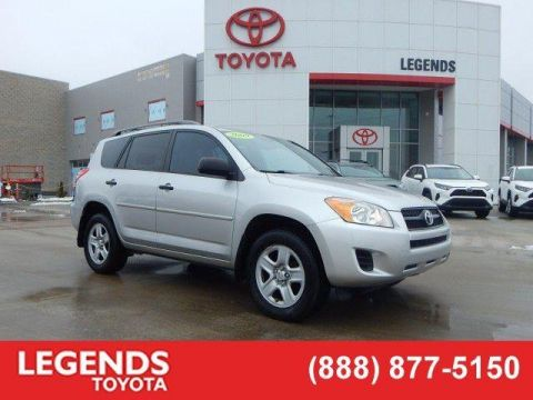 Pre-Owned 2009 Toyota RAV4 FWD 4dr 4-cyl 4-Spd AT