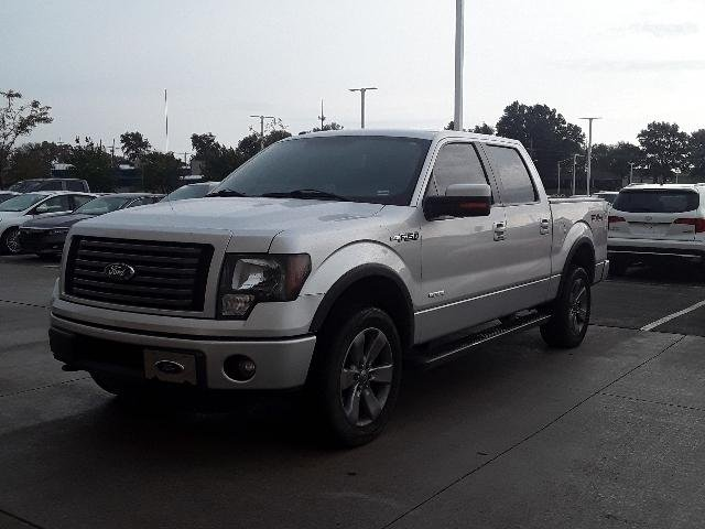 Pre-Owned 2011 Ford F-150 4WD SuperCrew 145 FX4