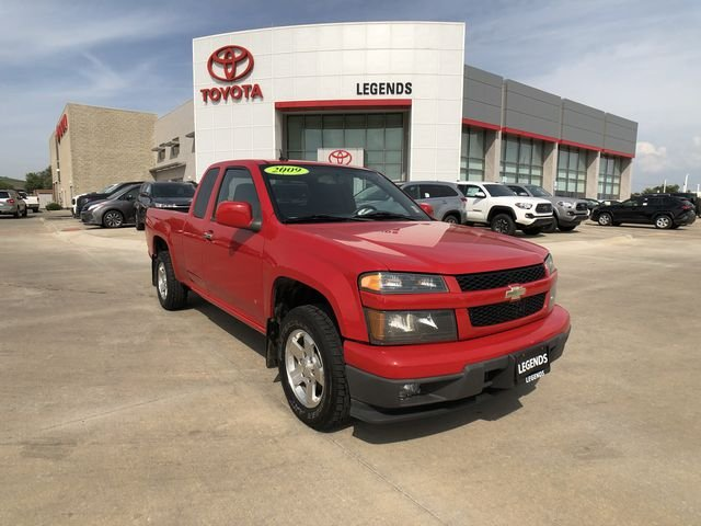 Pre-Owned 2009 Chevrolet Colorado 2WD Ext Cab 125.9 LT w/1VL