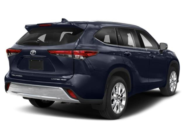 new 2021 toyota highlander limited sport utility in kansas