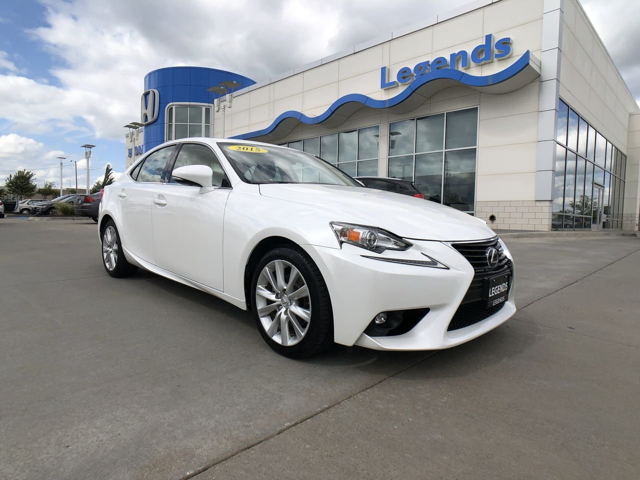 Pre-Owned 2015 Lexus IS 250 4dr Sport Sdn RWD