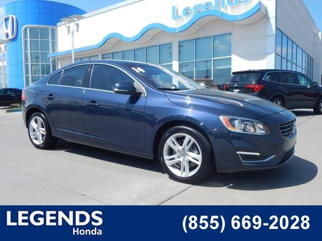 Pre Owned 2014 Volvo S60 4dr Sdn T5 Fwd 4dr Car In Kansas City