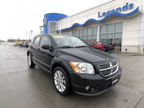 Pre-Owned 2010 Dodge Caliber Heat