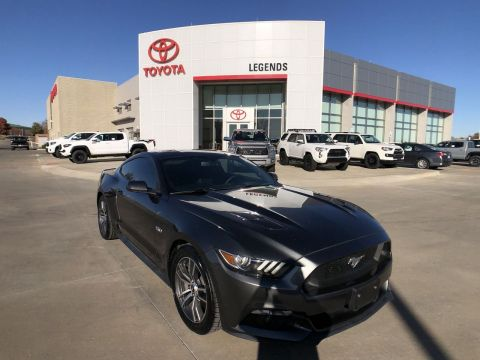 Pre-Owned 2017 Ford Mustang GT Fastback