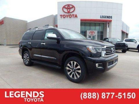 New 2019 Toyota Sequoia Limited