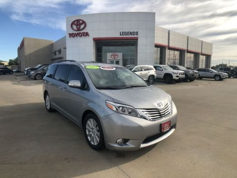 Certified Pre-Owned 2017 Toyota Sienna LTD