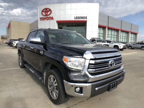 Certified Pre-Owned 2016 Toyota Tundra 4WD Truck 1794