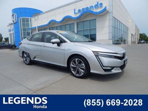 Pre-Owned 2018 Honda Clarity Plug-In Hybrid Sedan